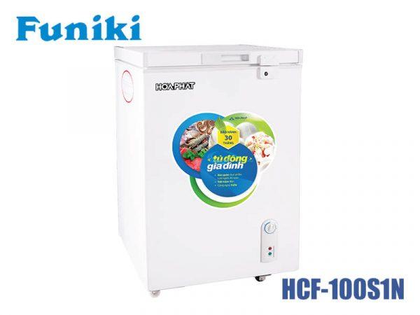 Tủ đông Funiki HCF-100S1N