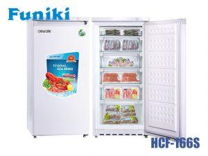 Tủ đông Funiki HCF-166S