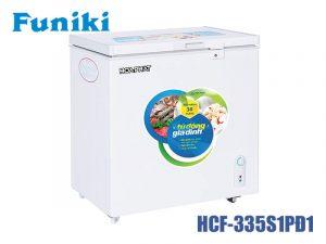 Tủ đông Funiki HCF-335S1PĐ1