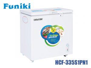 Tủ đông Funiki HCF-335S1PN1