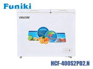 Tủ đông Funiki HCF-400S2PĐ2