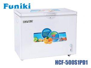 Tủ đông Funiki HCF-500S1PĐ1