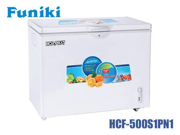 Tủ đông Funiki HCF-500S1PN1
