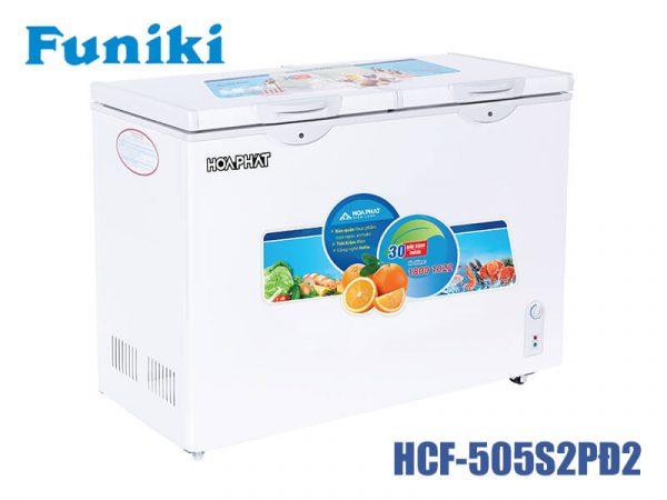Tủ đông Funiki HCF-505S2PĐ2