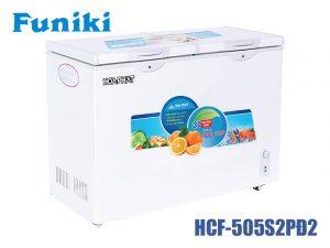 Tủ đông Funiki HCF-505S2PN2