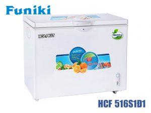 Tủ đông Funiki HCF-516S1Đ1