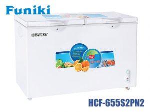 Tủ đông Funiki HCF-655S2PN2