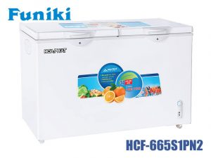 Tủ đông Funiki HCF-665S1PN2