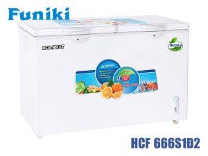 Tủ đông Funiki HCF-666S1Đ2