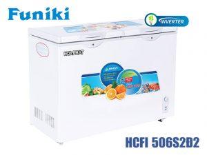 Tủ đông Funiki HCFI-506S2Đ2
