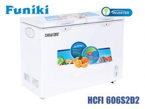Tủ đông Funiki HCFI-606S2Đ2