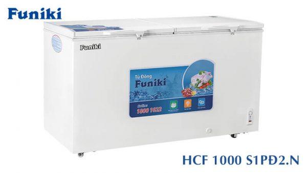 Tủ đông-Funiki-HCF-1000-S1PD2.N