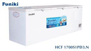 Tủ đông Funiki-HCF-1700S1PD3.N