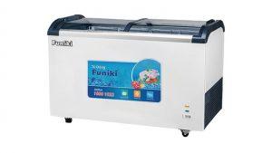 Tủ đông-Funiki-HCF-5000S1PDG.N kính cong