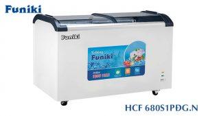 Tủ đông-Funiki-HCF-680S1PDG.N