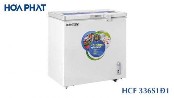 Tủ đông Hòa Phát-HCF-336S1D1