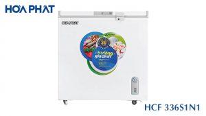 Tủ đông Hòa Phát-HCF-336S1N1 1 ngăn 1 cánh mở