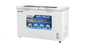 Tủ đông Hòa Phát-HCF-666S1N2 1 ngăn 2 cánh mở