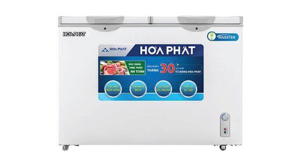 Tủ đông Hòa Phát-HCFI-666S1Đ2 1 ngăn 2 cánh mở